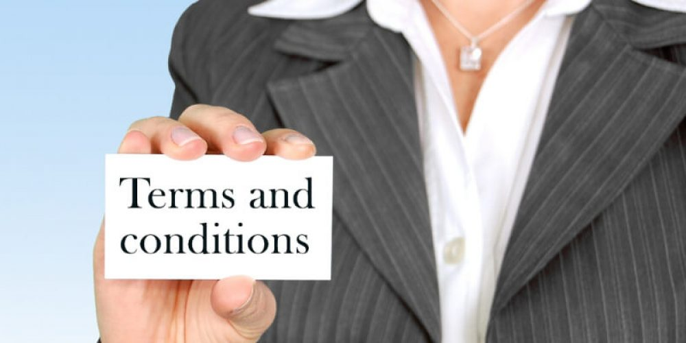 Terms and Conditions For E-commerce Website